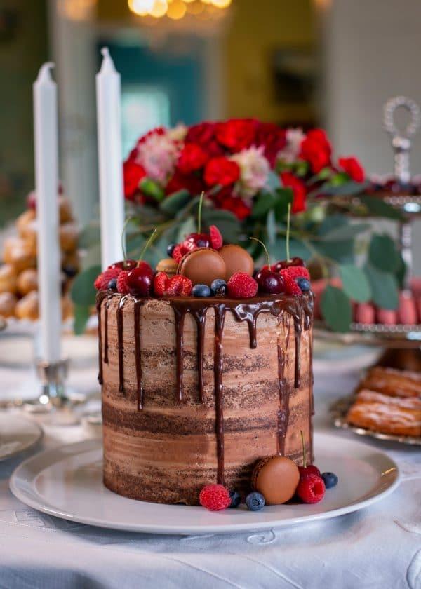 Sjokoladekake 1